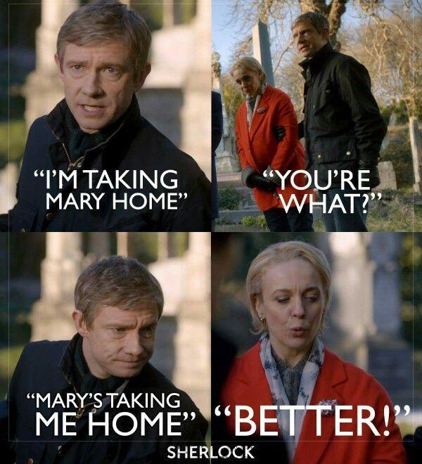 Mary la mejor..