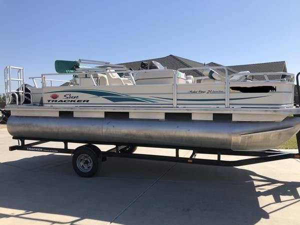 2006 Sun Tracker 21' Pontoon - boats - by owner - marine ...