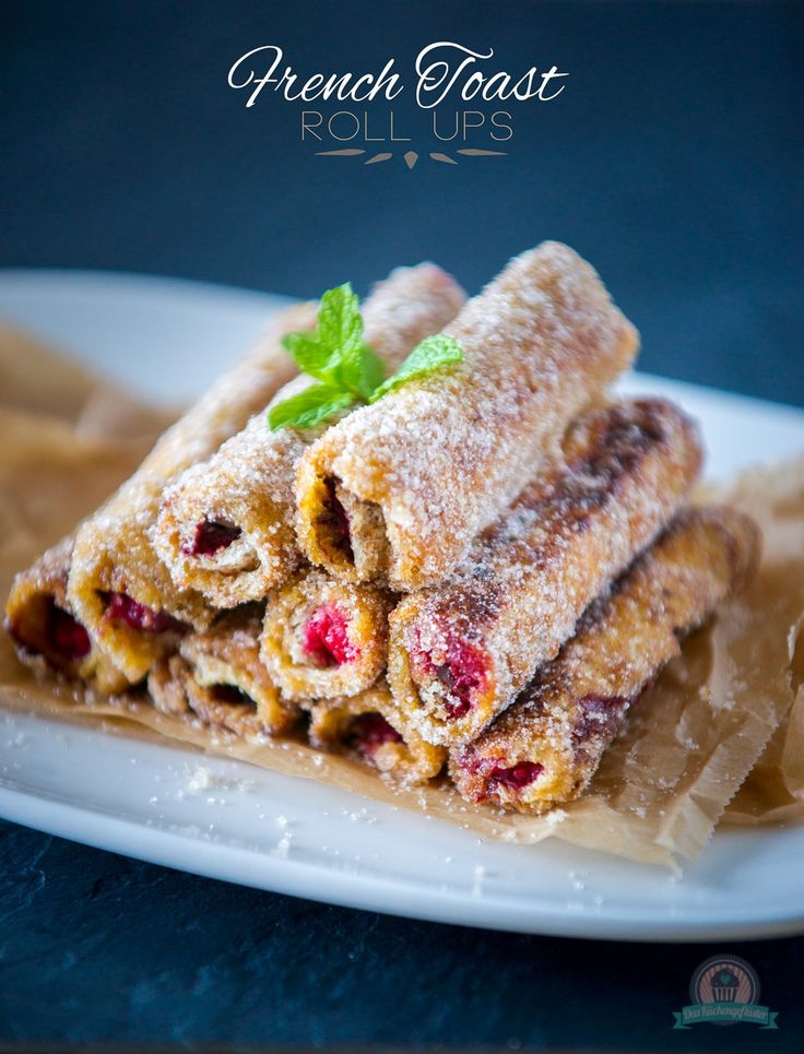 French Toast Roll Ups - Powered by @ultimaterecipe