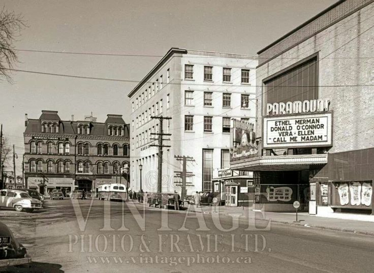 1953 paramont theater