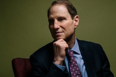 Ron Wyden Discusses Encryption Data Privacy and Security The senator from Oregon a leading figure in the debate over encryption talks of three issues Congress will face after the election. Technology Privacy Computer Security