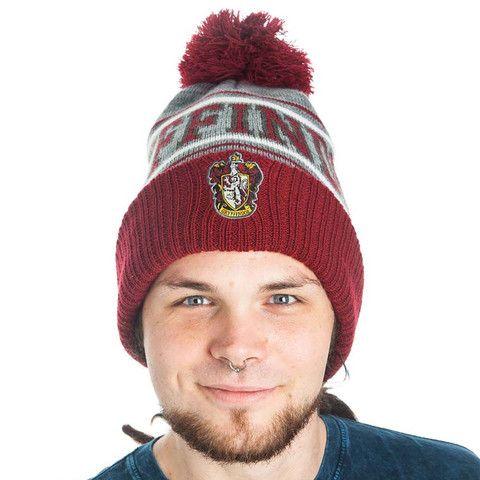 Gryffindor Harry Potter Bobble Hat