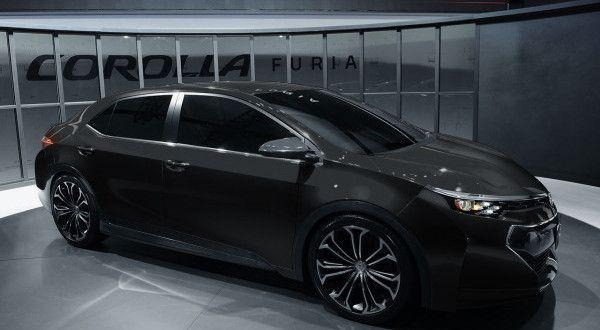 2017 Toyota Corolla • New Release @ CarsFeatured.com