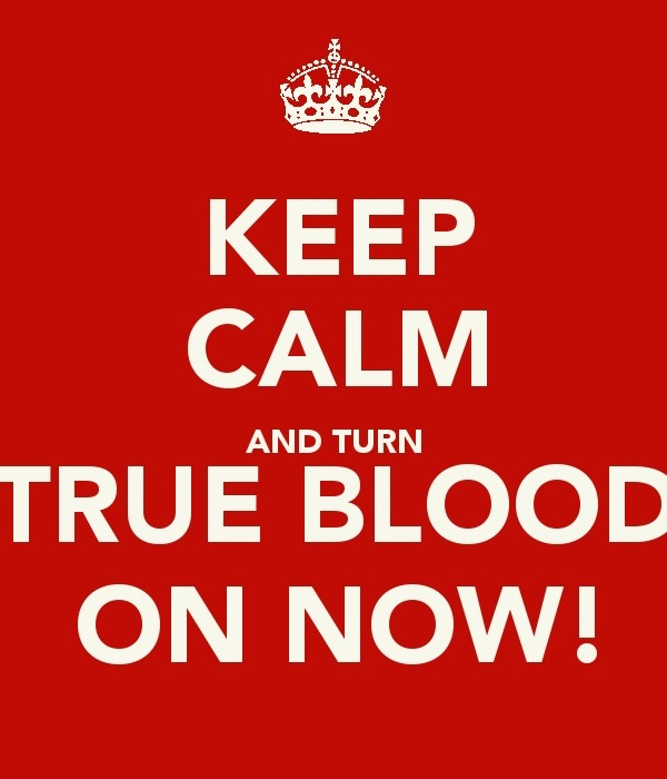 True Blood Love... In just over 6 hours the season will be over...then 9 long months until season 6. Ugh waiting sucks