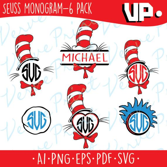 dr seuss pdf cat in the hat