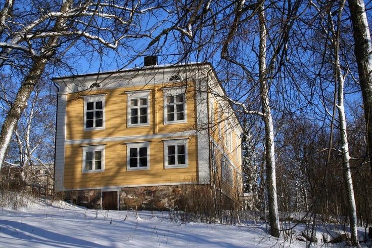 Katrineberg Manor - Katrinebergin kartano