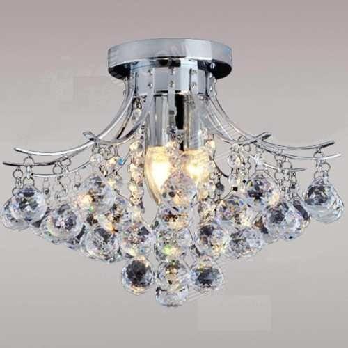 excelentes lámparas de cristal cortado de gran calidad