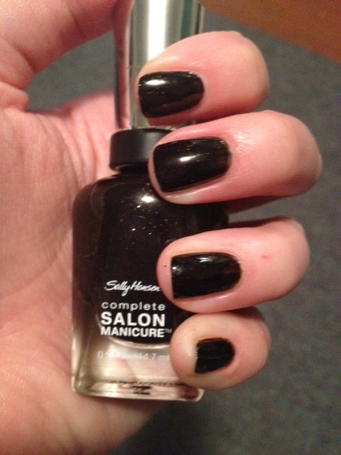 Sally Hansen Complete Salon Manicure Midnight in NY