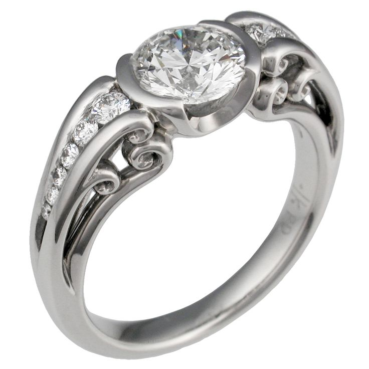 ideas about Wedding Rings For Women on Pinterest Wedding