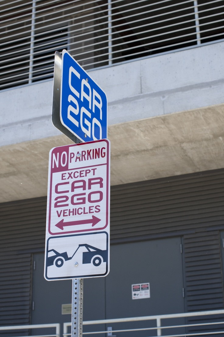 Advantages for car2go drivers in austin texas usa