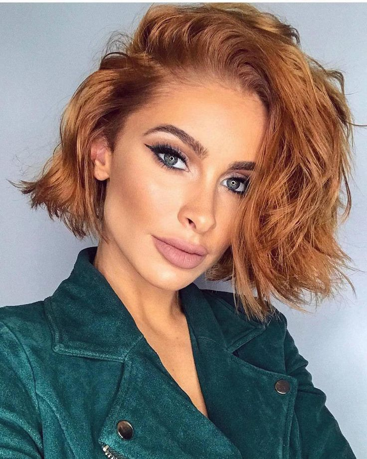 60 of the Most Stunning Short Hairstyles on Instagram (March 2019) #shorthairstylesforthickhair