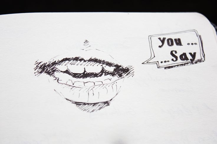 You say! by Dipe