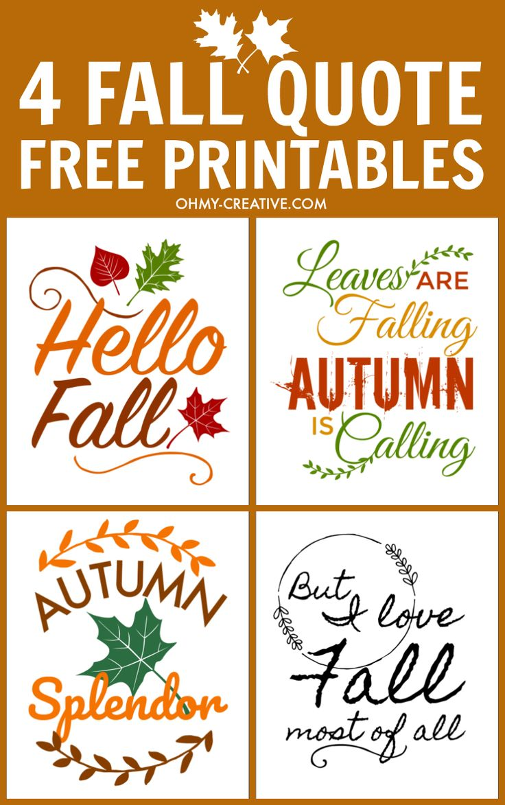 25+ Unique Fall Sayings Ideas On Pinterest