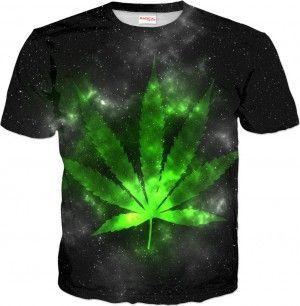 GALAKTYCZNA GANJA Koszulka Tshirt Full Print
