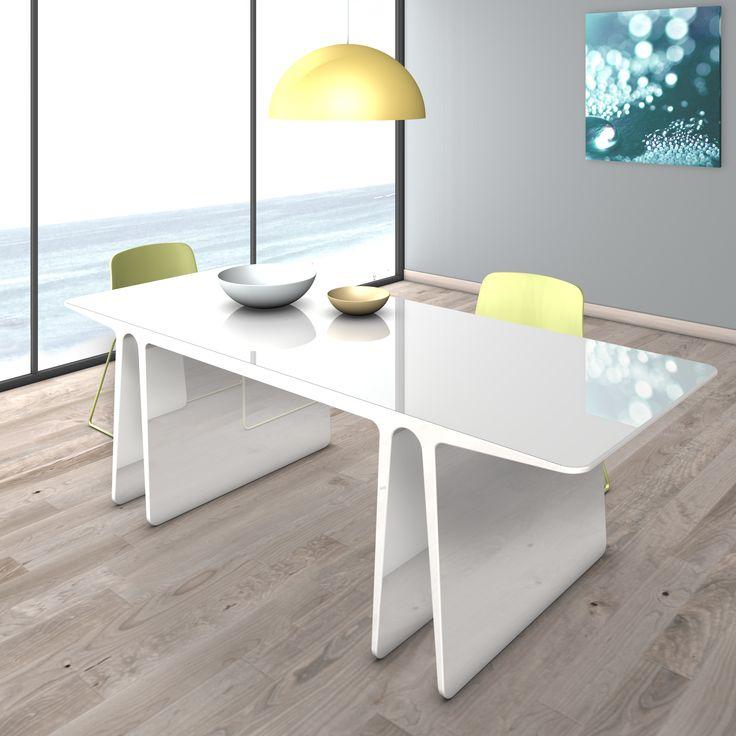 Oltre 25 fantastiche idee su Trestle tables su Pinterest | Sale da ...
