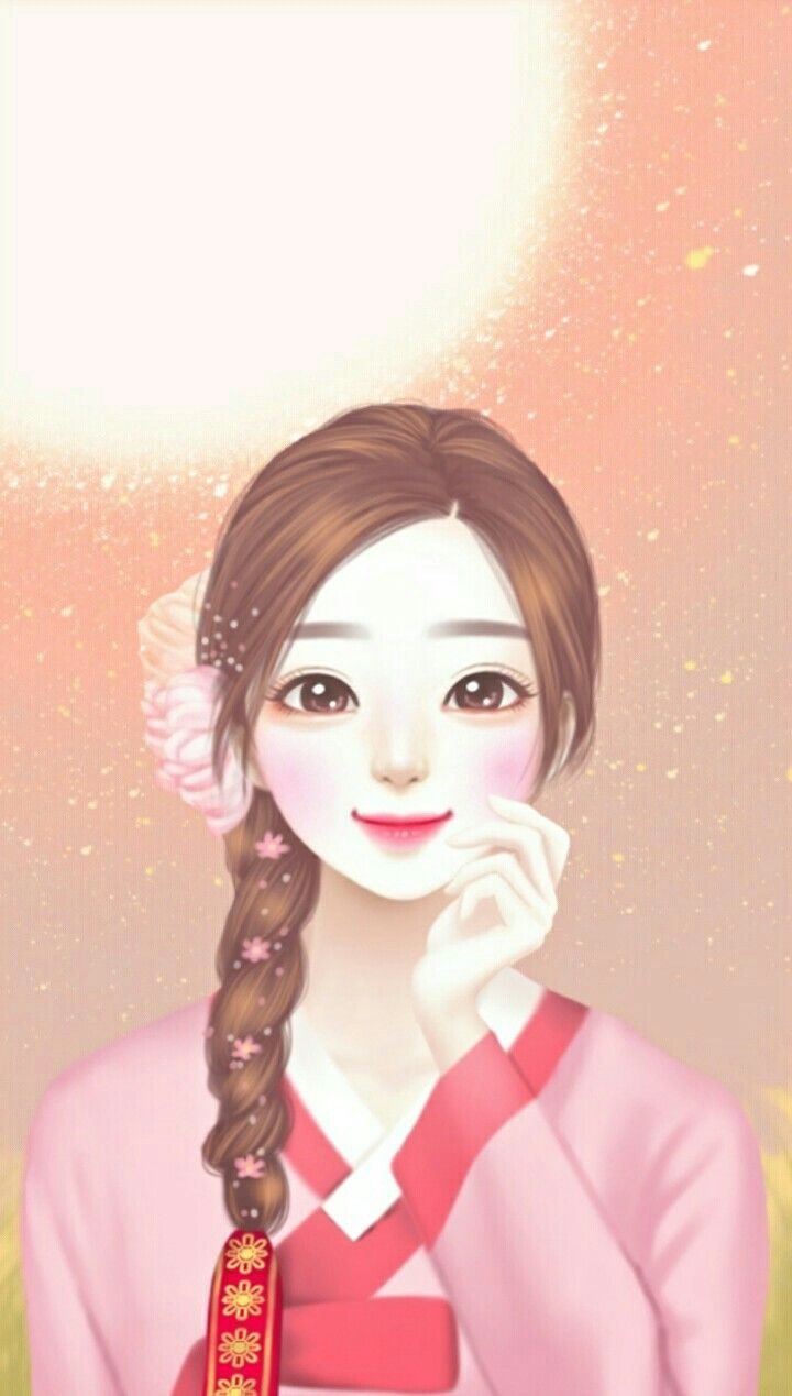 Wallpaper Korea Anime Di 2020