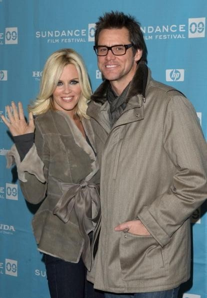 Jenny McCarthy: Jim Carrey won't talk to my autistic son anymore #autism #celebrities #examinercom