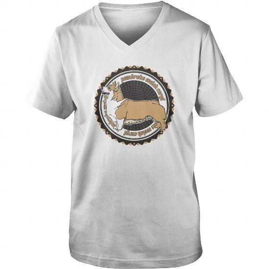 PEMBROKE WELSH CORGI DOG BREED TSHIRT FOR DOG OWNERS V-NECKS TEE (==►Click To Shopping Here) #pembroke #welsh #corgi #dog #breed #tshirt #for #dog #owners #v-necks #Dog #Dogshirts #Dogtshirts #shirts #tshirt #hoodie #sweatshirt #fashion #style