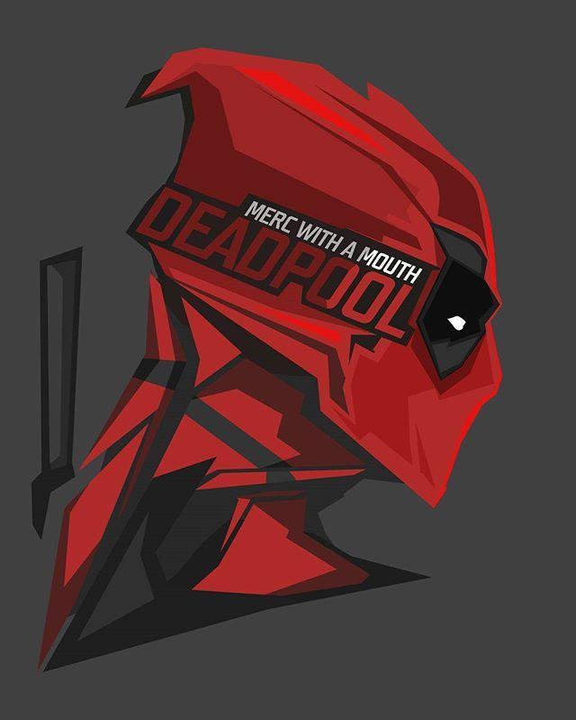 Deadpool #popheadshots