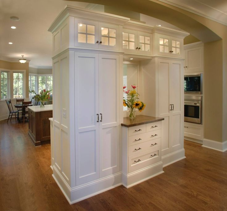 Use In Visbeen Laurel To Separate Kitchen From Entry