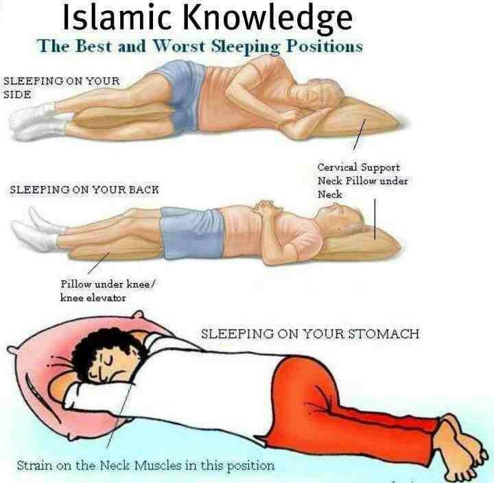 Sunnah sleeping