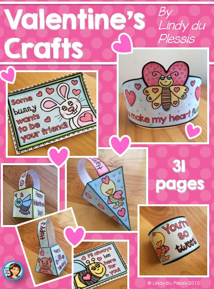 Valentine Party Crafts