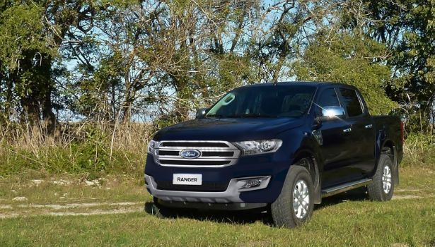 2015 Ford Ranger - design