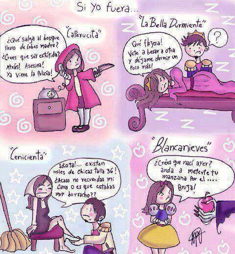 Yo soy la Bella Durmiente!  =P