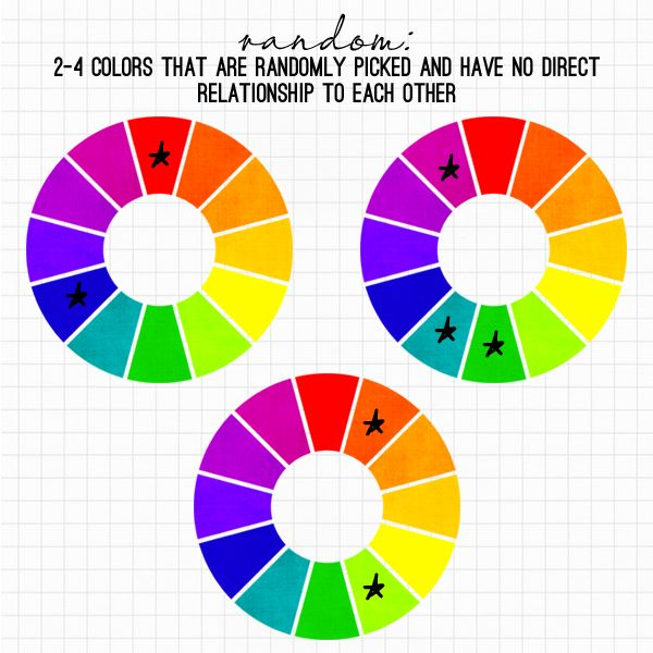 183 Best Tutorials Color Images On Pinterest
