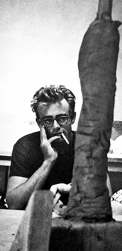 James Dean looking board and droolworthy