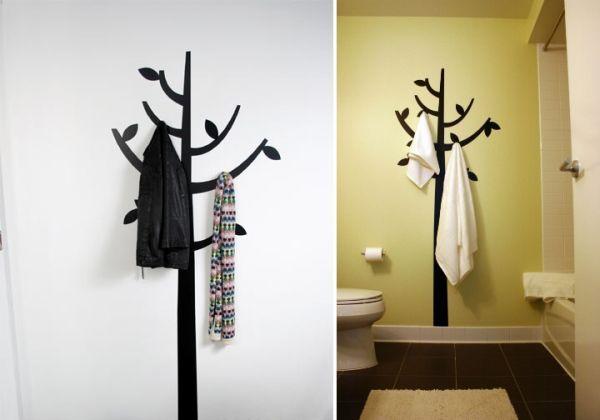 kids coat rack ideas - Google Search