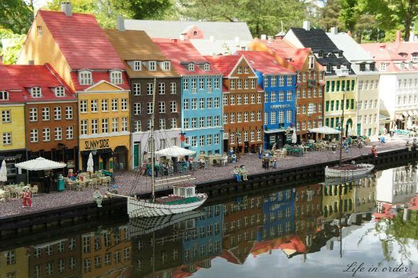 Legoland Billund Danmark