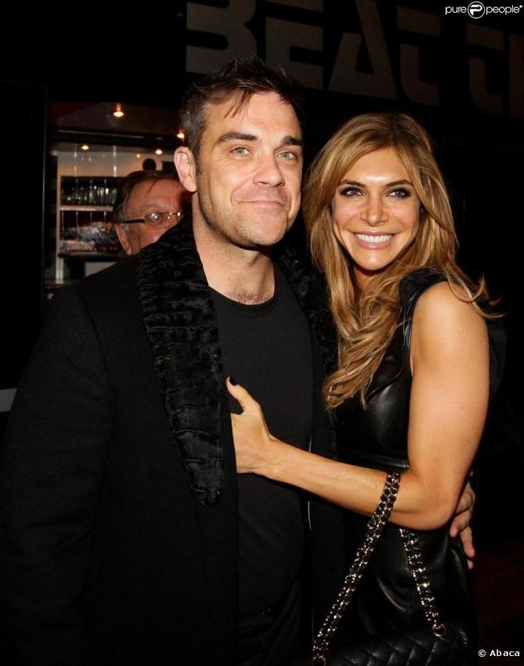 Nace la hija de Robbie Williams y Ayda Field: Theodora Rose Williams