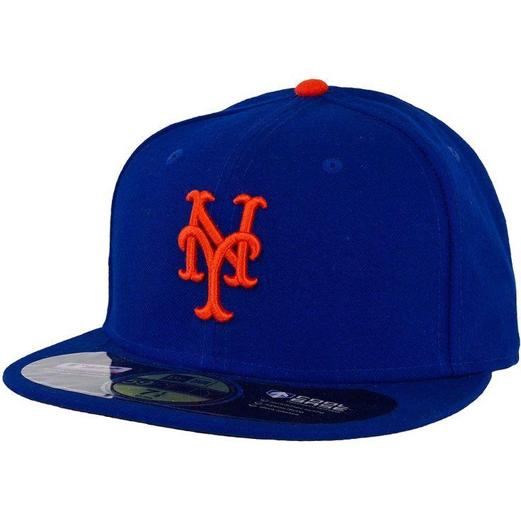 New Era Authentic 59Fifty Cap NY Mets Team ★★★★★