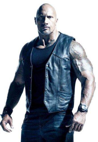Luke Hobbs Vest From Fast 8 | The Dwayne Johnson Vest | Shop Now.