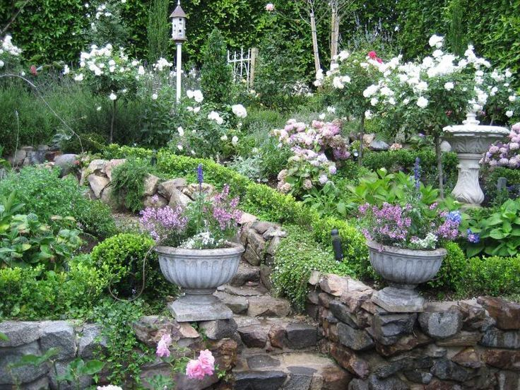 36 best Gardens images on Pinterest English gardens Beautiful