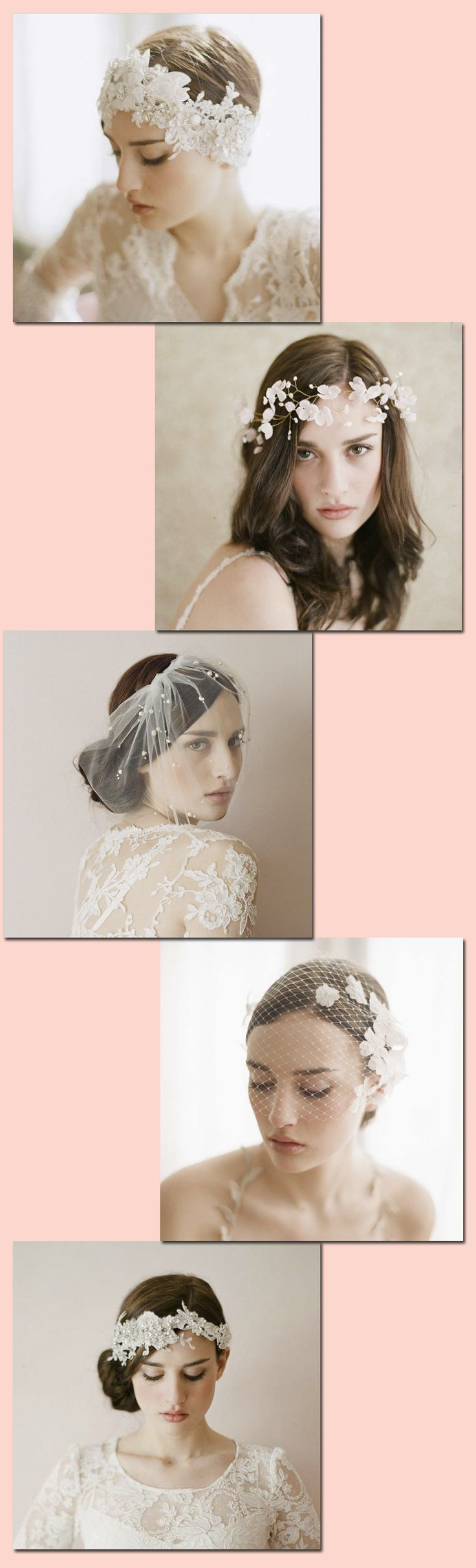These are so lovely.  They would go perfectly with any Great Gatsby themed wedding!!  #vintage