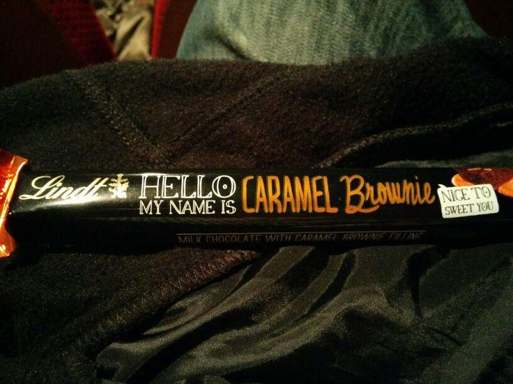 caramelo para endulzar un cine :)