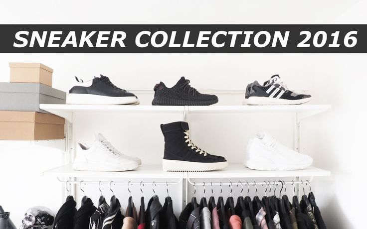 Shoe / Sneaker Collection 2016 | Fear of God, Rick Owens, Raf Simons, Yeezy, Adidas | Gallucks Feels 22 Sneakers...  Shoe / Sneaker Collection 2016 | Gallucks – Hey guys, I thought I'd show you my current shoe/sneaker collection and want you to tell me which is your favourite one...
