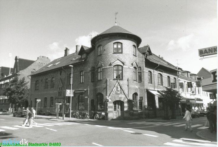 arkiv.dk | Løveapoteket, Danmarksgade 46, Frederikshavn 1993
