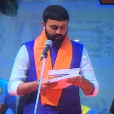 "New Cabinet Minister of Gujarat - Read Article Of Jayesh Radadiya ""Jayesh Radadiya Sworn in as Cabinet Minister of Gujarat"" on News Street Journal."