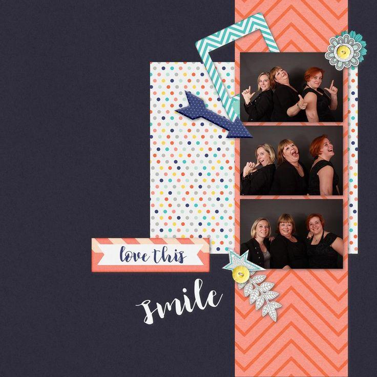 "avec le kit ""Smile"" de Meagan's Creations (http://shop.thedigitalpress.co/Smile-Sampler-Part-3_2.html)"