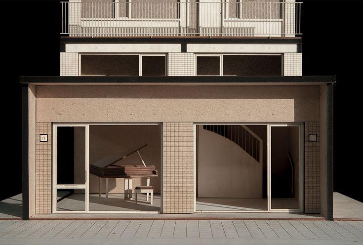 Splayed Apartment Blocks - Hans van der Heijden Architect