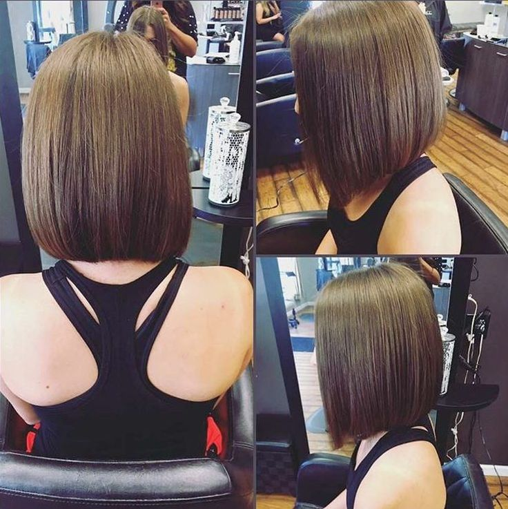 nice Модная стрижка каре-боб на средние волосы (50 фото) — Лучшие идеи Читай больше http://avrorra.com/strizhka-kare-bob-na-srednie-volosy/