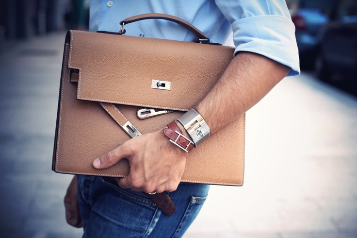 I know everybody will like the Hermes, but I'm kinda obsessed with the bracelets