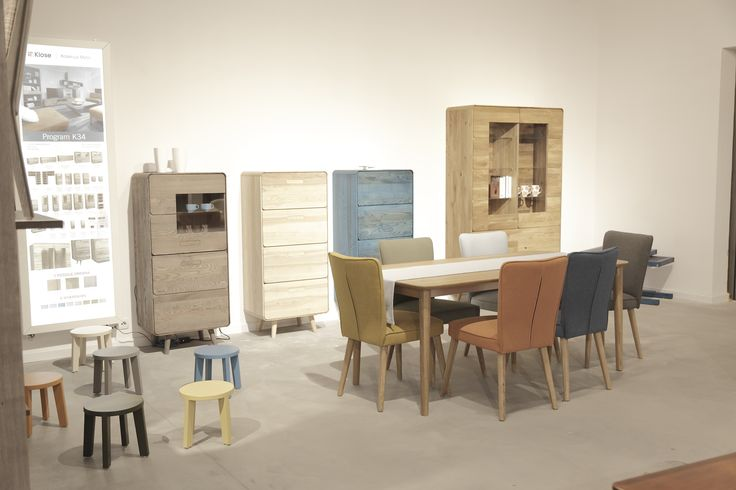 Interior idea from Klose #Klosefurniture #diningroom #interioridea