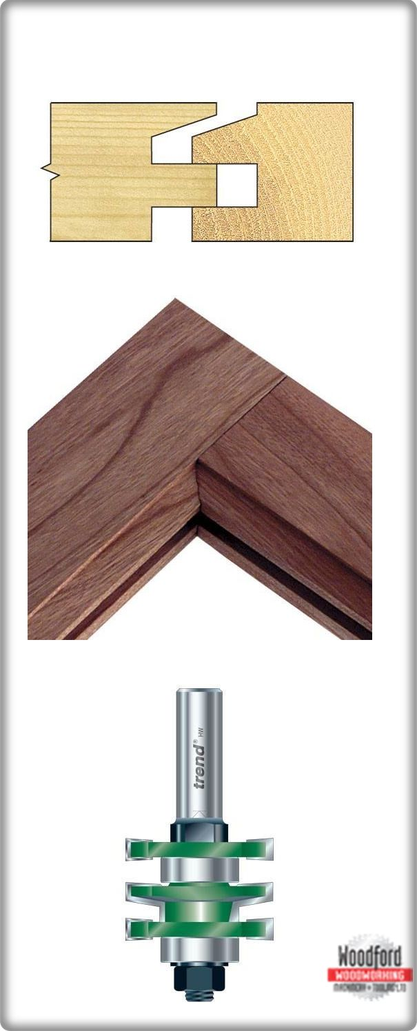 The classic method of producing cabinet panelled door and drawer fronts is made…