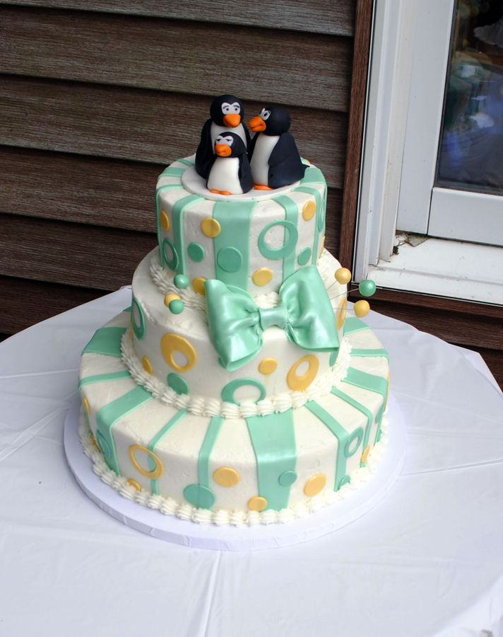 baby shower baby shower pinterest penguins baby showers and