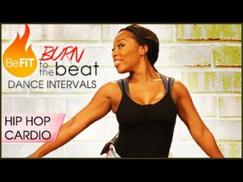 Burn to the Beat Dance Intervals: Hip Hop Cardio Dance Workout- Keaira L...