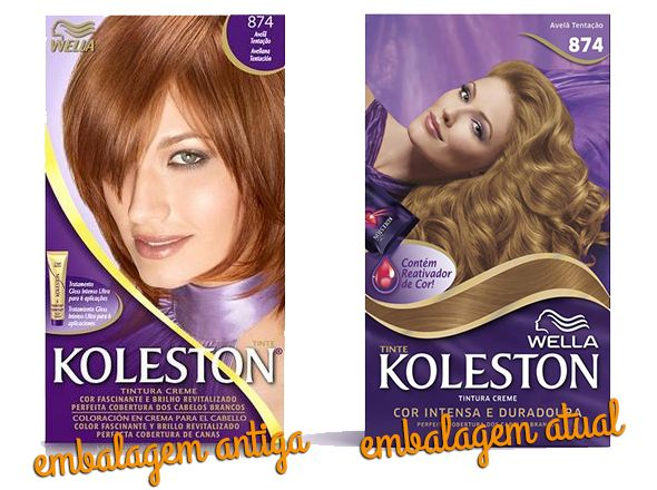 Saga Ruiva – Strawberry Blond: resenha da Koleston 8.74 | Portal Exclusiva